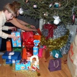 Что подарить крестнику на новый год