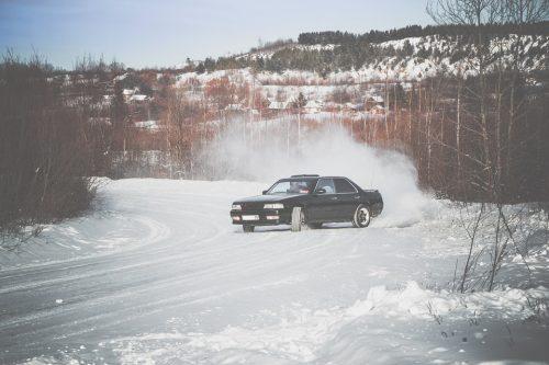 Мастер-класс зимнего вождения