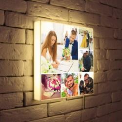 Фото-светильник FotoLight – оригинальный подарок