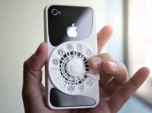 Корпус для телефона с 3D-принтом