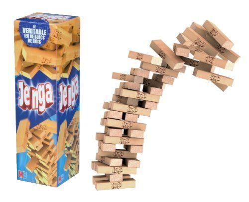 Игра «Дженга»