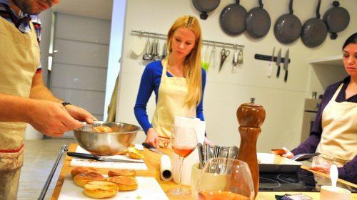 молекулярная кухня мастер класс