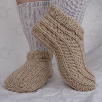 Теплые мужские носки
