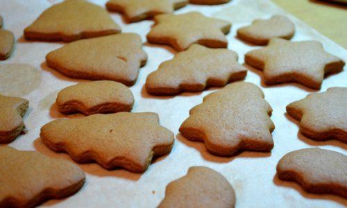 печенье в обертке