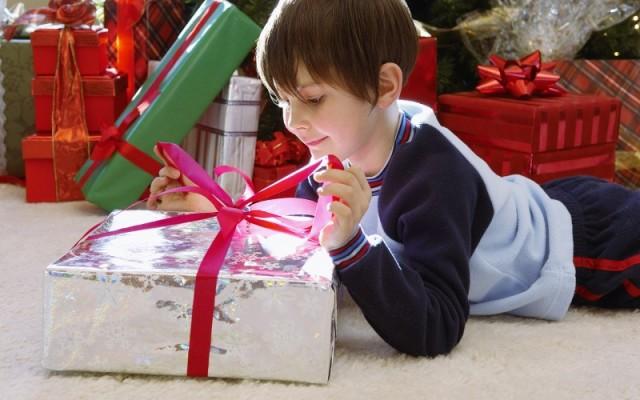 Подарок мальчику 4 года