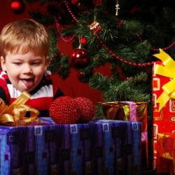 Подарки ребенку 3-7 лет на Новый год 2017