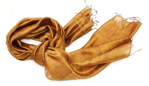 Рисунок шелковые шарфы