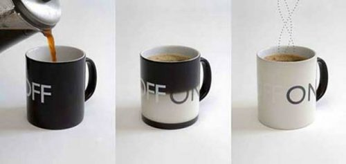 чашка «Хамелеон»