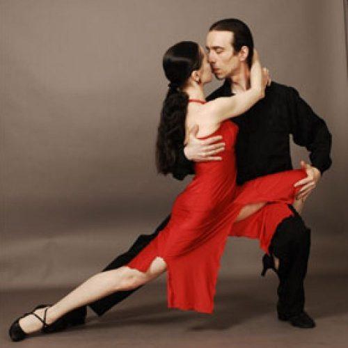Урок аргентинского танца