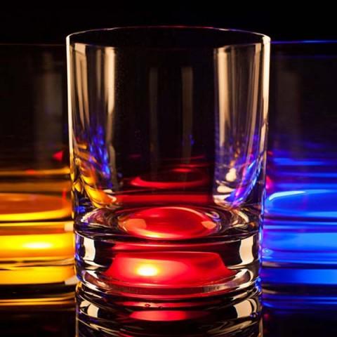 светящиеся бокалы для виски