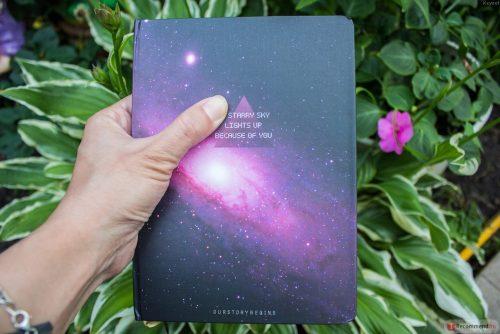 записная книжка «Космос»