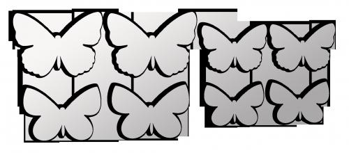 Декор для стен Mariposa