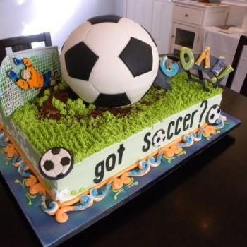 Прикольный торт