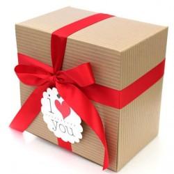 Красивые подарки на 14 февраля своими руками
