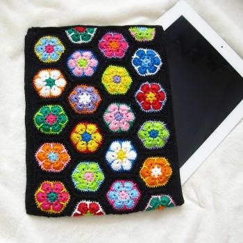 оригинальный чехол для планшета с орнаментом