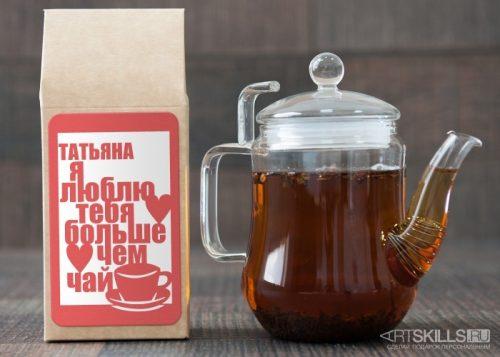 Черный чай «Большая любовь»