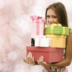 Топ 25 подарков куме на 8 марта