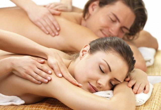 спа -массаж