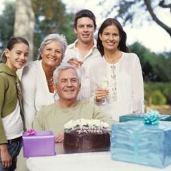 Подарки родителям на годовщину свадьбы 30-39 лет