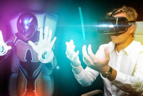Квест виртуальной реальности