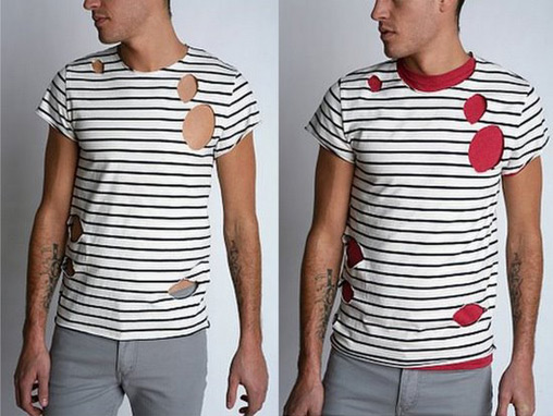 футболка своими руками