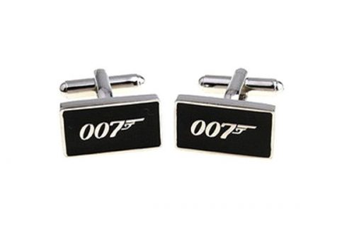 Запонки «Агент 007»