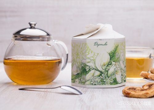 чайный набор «Для энергичных людей»