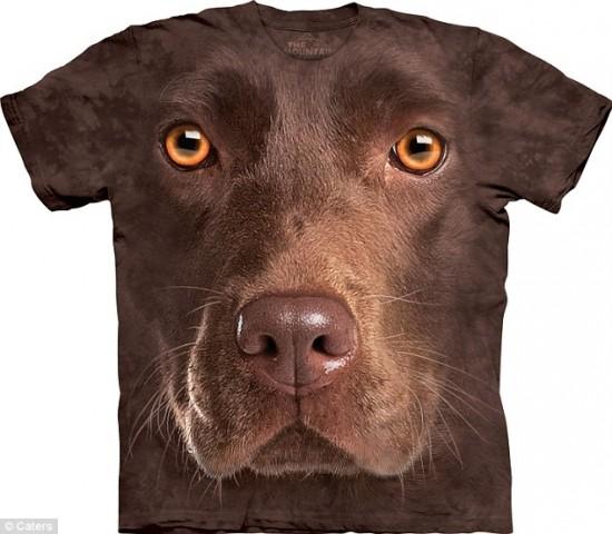 3 д футболка