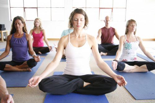 курс йоги